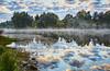 Reflection (Robert Casboult) Tags: landscape landscapephotography longexposure landscapelovers river reflection mist goldenhour australia bluemountains canoneos6d canon247028lens sunrise sydney