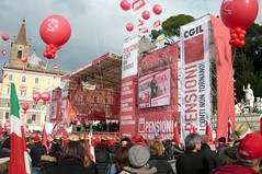 P1040006 (i'gore) Tags: roma sindacato pensioni cgil lavoro diritti giustizia giustiziasociale giovani manifestazione