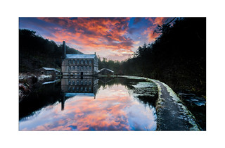 Gibson Mill, Hebden Bridge, West Yorkshire - Explore No.36 - 07.01.2018