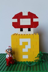 Lego play with my son it's all about mario (compo38) Tags: lego mario kidslego fun bricks colourful