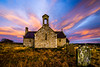 St. Andrew's Church (Richard_Turnbull) Tags: nikon d600 north east andrews church shotley northumberland low light sunset