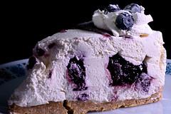 Blueberry Cheese Cake (glenmcdonald81) Tags: