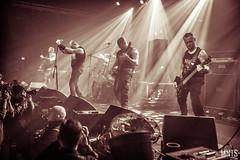 Infernal War - live in Warszawa 2017 fot. Łukasz MNTS Miętka-25