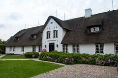 Landschaftliche Haus in Keitum auf Sylt
