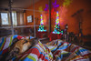 Everyday is Christmas (petrapetruta) Tags: room lights christmas sleepy