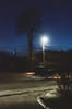 Something still happen (vitaliy_bondarchuk) Tags: night twilight sky road scary horror suspense car trace vertical silhouette shade fear