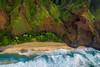 Na Pali Coastline (rajaramki) Tags: hawaii kauai aerialphotography napalicoast