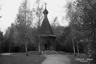 Russian Orthodox Chapel, Germany