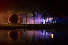 Enchanted Gardens - Arcen (josef152) Tags: langzeitbelichtung nachtaufnahme night water niederlande
