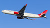 G-VKSS Virgin Atlantic Airways Airbus A330-343 (v1images Aviation Media) Tags: v1images aviation media group jason nicholls lhr egll london heathrow international airport uk united kingdom england eu europe takeoff take off departure blue sky 27l esso
