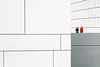 Abu Dhabi, United Arab Emirates (gstads) Tags: abudhabi uae unitedarabemirates arabia arabian museum architecture line lines geometry geometric louvre mondriaan mondrian pietmondriaan pietmondrian