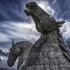 Beady Eye (cotswoldman) Tags: kelpies falkirk scotland helixpark statue sculpture horse myth legend surreal gloucestercameraclub