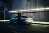 Outrun (eric.vanryswyk) Tags: outrun skyline nissan automotive car lights neon dusk sunset colours iridescent tunnel underground vancouver britishcolumbia canada nikon d610 nikkor
