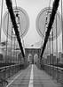 Walking the Brooklyn Bridge B&W (Singing With Light) Tags: 19th 2016 2017 alpha6500 brooklyn brooklynbridge january morningside nycmirrorless singingwithlight a6500 photography singingwithlightphotography sony