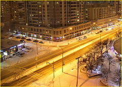 171224 Snow in the City (2) (Aben on the Move) Tags: snow city winter toronto canada ontario