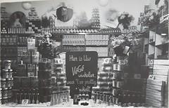 Renkum Kerkstraat 72 Etalage kruidenier D van der Lee 1947 Collectie Gijs van der Lee Echos 2016 3 (Historisch Genootschap Redichem) Tags: renkum kerkstraat 72 etalage kruidenier d van der lee 1947 collectie gijs echos 2016 3