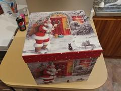 Christmas Decorations Box