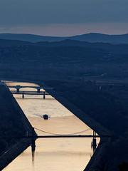 Vue depuis le village troglodytique de Saint-Restitut. Drôme Provençale (Elisabeth Lys) Tags: d7200 nikon drôme provençale provence nature landscape