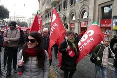 P1030990 (i'gore) Tags: roma sindacato pensioni cgil lavoro diritti giustizia giustiziasociale giovani manifestazione