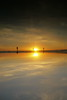 P1100448.Today at the beach (stusea) Tags: lahinch ireland beach reflection sea dusk liscannorbay