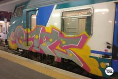 http://stolenstuff.it (stolenstuff) Tags: stolenstuff graffitiblog check4stolen graffiti graffititrain bsa tma diretto running trainbombing benching