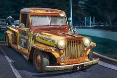 1947 Willy's Rat Rod (Asheville, North Carolina)