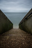 Angular Seascape (AlistairBeavis) Tags: alistairbeavis alistairbeaviscom sea longexposure seascape steps ndfilter angular lines landscape concrete abstract water