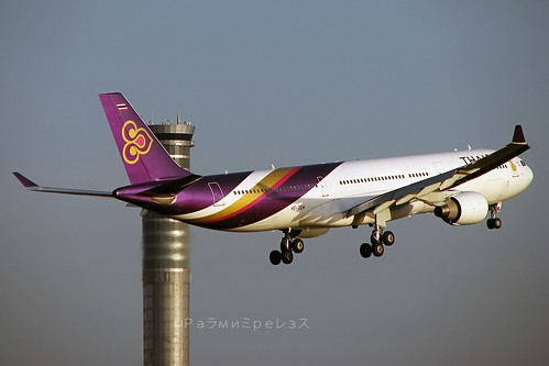 Thai Airways Airbus A330-300 BKK