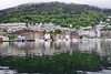 Bergen Harbour view (silverwine) Tags: reflection norway bergen boats harbour