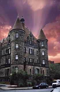 Scranton Pennsylvania  - Finch Building - AKA - International Correspondence School  - Architecture