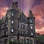 Scranton Pennsylvania  - Finch Building - AKA - International Correspondence School  - Architecture thumbnail