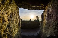 The doorway of Newgrange (mythicalireland) Tags: newgrange passage mound monument doorway entrance megalithic stone age sunrise winter solstice