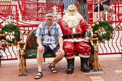 Joyeux Noel, Merry Christmas (Val in Sydney) Tags: joyeux noel merry christmas darling harbour sydney nsw australia australie