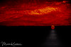 Mylar sunset (Marsha Kirschbaum) Tags: california mylarfilter sun ©marshakirschbaum reddot pointreyesnationalseashore abstract fireinthesky red bold a7rii landscape abbottslagoonarea