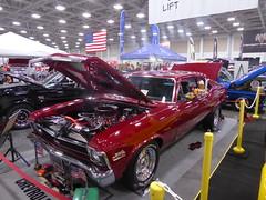 Coastal Virginia Auto Show 2017 (MisterQque) Tags: autoshow carshow coastalvirginiaautoshow musclecar chevrolet chevy nova 1972chevynova