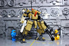 DT8 2.0 is ready (Devid VII) Tags: devid vii moc lego mecha mech space black creature dark tan diorama egg devidvii 20