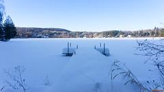 Lac Lemery en Hiver, P.Q., Canada - 4214 (rivai56) Tags: montpellier québec canada ca laclemeryenhiver pq uai sur le lac en hiver