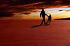 Il vecchio ed il nuovo anno (meghimeg) Tags: 2017 ventimiglia padre father figlio son uomo man bambino child boy terrazzo mare sea terrace cielo sky nuvole clouds anno year fineanno capodanno auuguri seasongreetings
