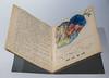 2017/12/24 16h00 Paul Gauguin, «Ancien culte Mahorie» (1892-1893), exposition «Gauguin. L'Alchimiste» (Grand Palais) (Valéry Hugotte) Tags: 24105 anciencultemahorie gauguin grandpalais paris paulgauguin canon canon5d canon5dmarkiv exposition livre mahorie manuscrit painting peinture îledefrance france fr