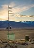 Antenna Tower (dwblakey) Tags: antennas california owensvalley desert easternsierra bishop afternoon outdoors outside mountains unitedstates us evening sky