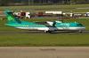 A.T.R. 72-600 EI-FCZ Aer Lingus Commuter (EI-DTG) Tags: planespotting aircraftspotting dublinairport dub eidw aerlingusregional aerlingus stobart atr turboprop atr72 eifcz 20apr2015