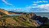 Dorset Coast (Peter Leigh50) Tags: dorset coast sea sky cliff seascape landscape fujifilm fuji xt10 sunshine january winter walking