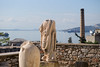 Elefsina (Dimitri Tenezakis) Tags: sea seascape elefsina greece ancientgreece archaeology museum archaeologicalmuseum sculpture statue vase chimney industry street streetphotography