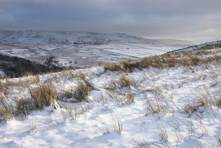Snow on Lantern Pike