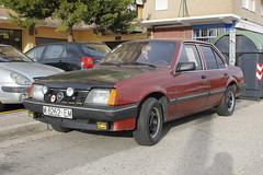 1982 Opel Ascona C Berlina (coopey) Tags: 1982 opel ascona c berlina