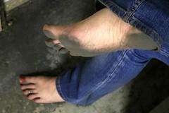 dirty feet - indoor 692 (dirtyfeet6811) Tags: feet soles barefoot dirtyfeet dirtysole partyfeet