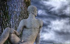 L'homme de pierre (guirou3) Tags: