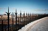 November on the Hill (Dan Haug) Tags: parliamenthill fence wroughtiron november 2017 lowertown basseville ottawa nationalgalleryofcanada classicchrome fujifilm xpro2 xf23mmf14r xf23mm
