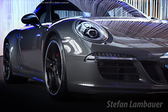 Porsche 911 (Stefan Lambauer) Tags: porsche911 targa4s brussels specialedition autoworld belgium car carro stefanlambauer