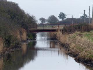 Royal Military Canal Pett Level